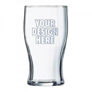 pahar bere personalizat