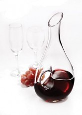 Carafa vin ELEGANCE