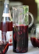 Carafa vin rosu
