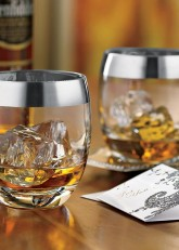 Pahare de whisky