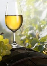 Pahare de vin alb