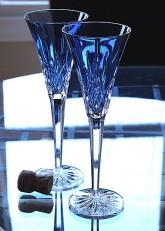 Set pahare albastre